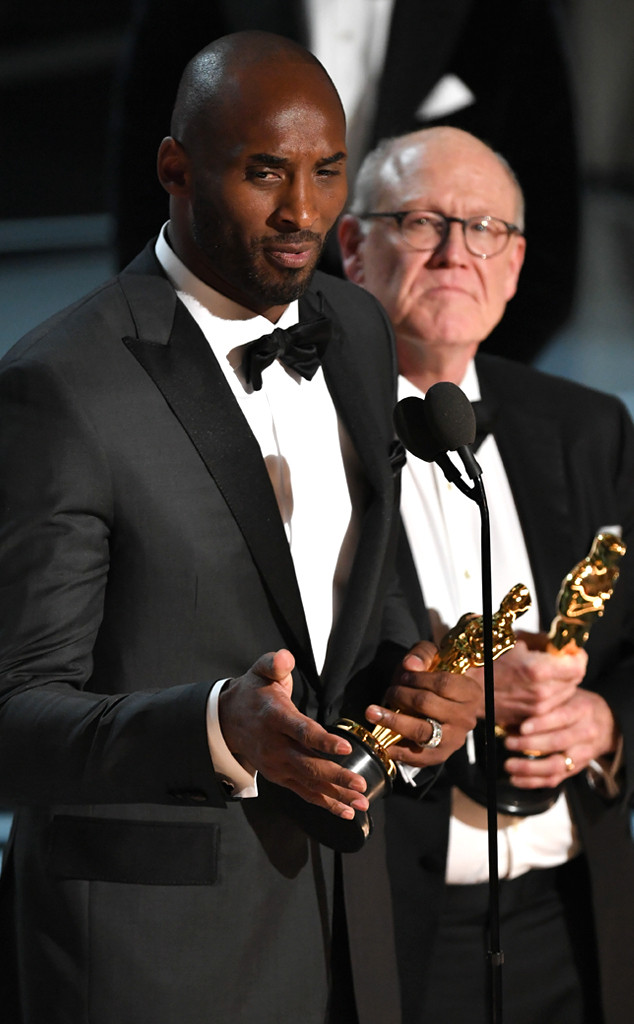 Best Animated Short Film, Kobe Bryant, Glen Keane, 2018 Oscars, 2018, Winners
